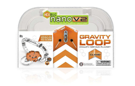 HEXBUG Nano V2 - Gravity Loop