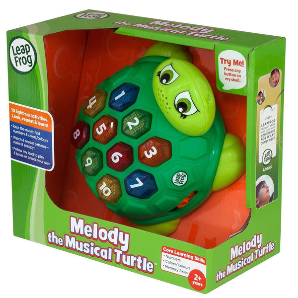 LeapFrog Melody The Musical Turtle - ToyRoo