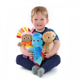 IN THE NIGHT GARDEN SNUGGLY SINGING IGGLEPIGGLE - ToyRoo