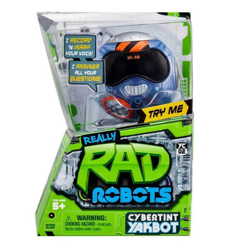 Really RAD Robots Series 2 Yakbot Single Pack - ToyRoo