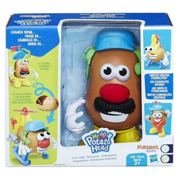 Playskool Friends Mr. Potato Head Fryin' High Helicopter - ToyRoo