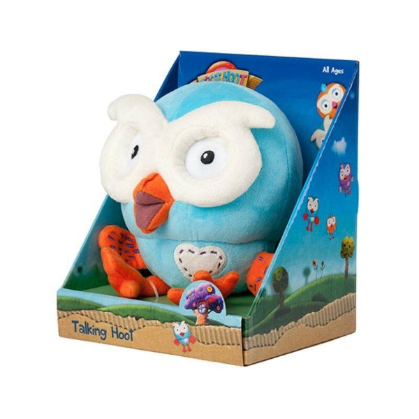 TALKING HOOT PLUSH
