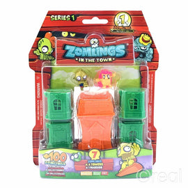 Zomlings Mansion Series 1 Pack Assortment Limited edition