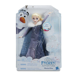 Disney Frozen - Singing Musical Elsa doll inc outfit & shoes - ToyRoo
