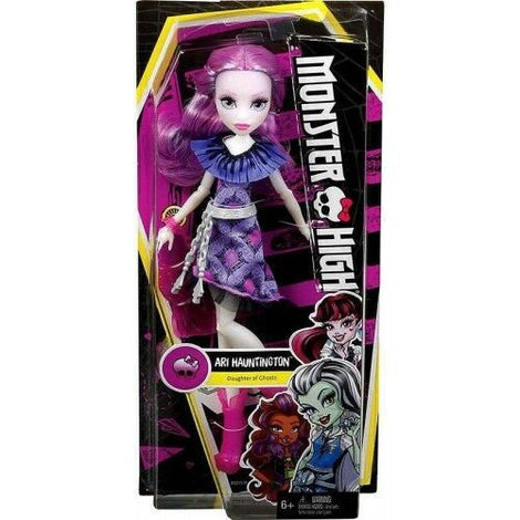 Monster High Ari Hauntington Doll