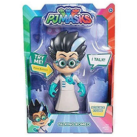 PJ MASKS Deluxe Talking-Romeo Figure Toy