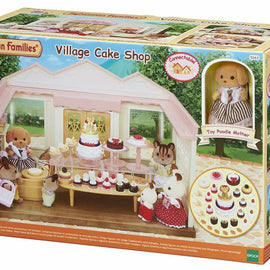 Sylvanian Families Village Cake Shop - Playset