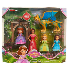 Disney Princess Sofia the First - Avalor Adventure Set (Licensed Collectables)