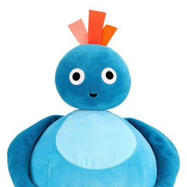Twirlywoos Talking Great big hoo Soft Plush Toy