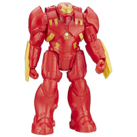 Marvel Avengers TITAN Hero Series Hulkbuster 12 Inch Action Figure Hasbro