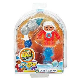 Go Jetters Basic Click-On figures