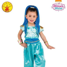 SHINE DELUXE COSTUME, (3-5 YRS) LICENSED COSTUME