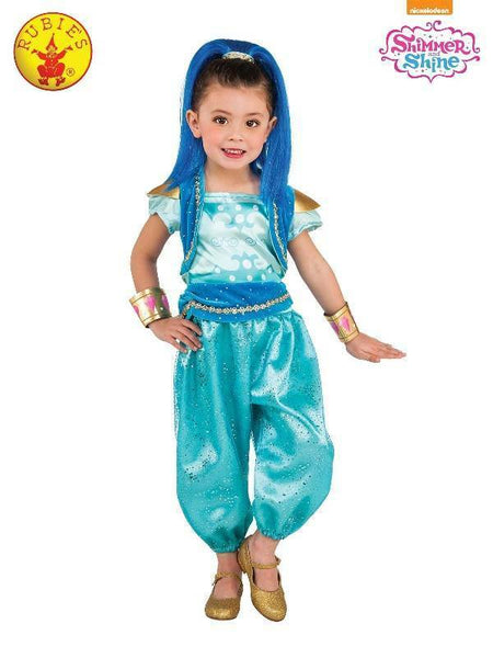 SHINE DELUXE COSTUME, (3-5 YRS) LICENSED COSTUME - ToyRoo