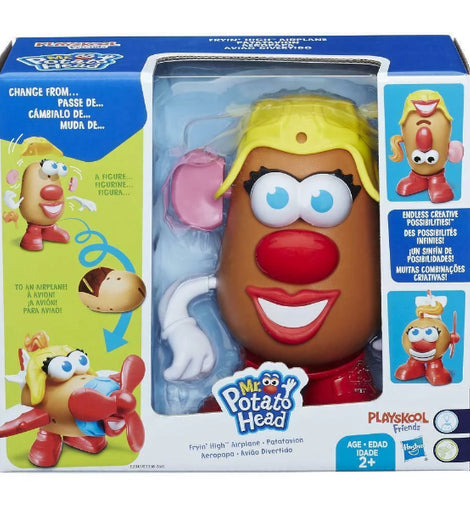 Playskool Friends Mr. Potato Head Fryin' High Airplane - ToyRoo