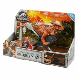 Jurassic World Rip-Run Dinos Stygimoloch Figure - ToyRoo