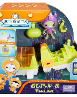 Octonauts Gup-v & Tweak