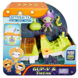 Octonauts Gup-v & Tweak - ToyRoo