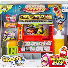 Grossery Gang Season 2 Horrid Hot Dog Playset. - ToyRoo