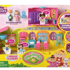 Cabbage Patch Kids Little Sprouts Cabbage Academy Play Set Playset - ToyRoo