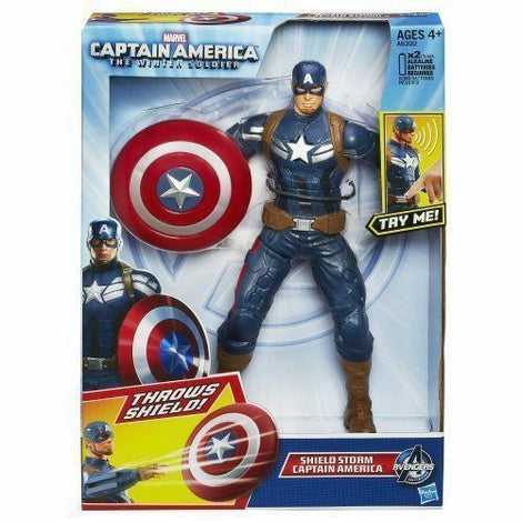 Marvel Captain America The Winter Soldier Shield Storm 20cm Action Figure - NEW - ToyRoo