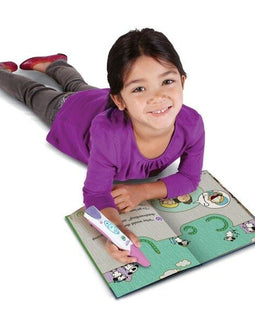 LeapFrog LeapReader Reading and Writing System - Pink - ToyRoo
