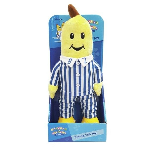 Bananas in Pyjamas - Classic Talking 30cm Plush Assorted (single pack) - ToyRoo