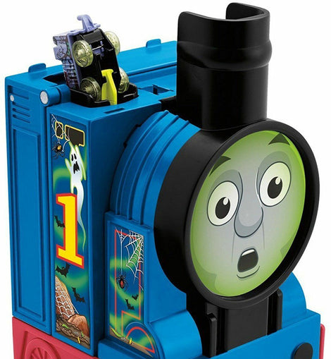 Thomas & Friends MINIS Pop-Up Train Playset - SPOOKTACULAR