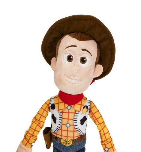 New Toy Story 4 Jumbo Woody Plush 20