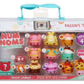 Num Noms Series 4 Dessert Tray Lunch Box - ToyRoo