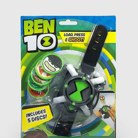 Ben 10 Alien Disc Shooter Toy - ToyRoo