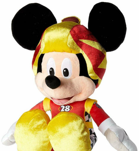 Disney Roadster Racers Jumbo Plush - Mickey - 50cm - ToyRoo