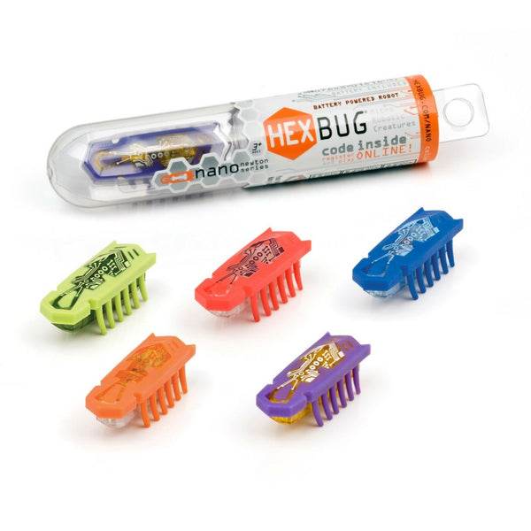 Hexbug Nano - Newton Series Assorted - Single Pack - ToyRoo