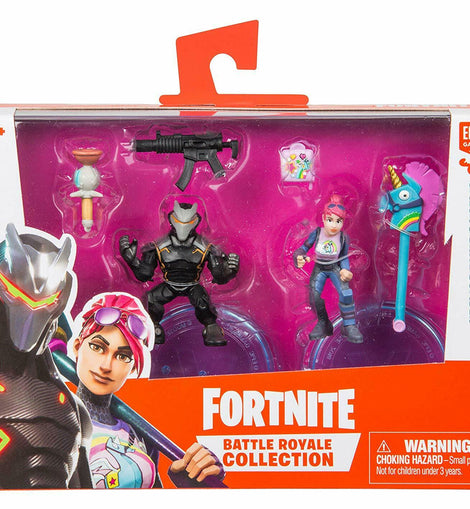 Fortnite Battle Royale Collection:  S1 Duo Pack - ToyRoo