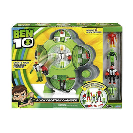 Ben 10 Alien Creation Chamber - ToyRoo