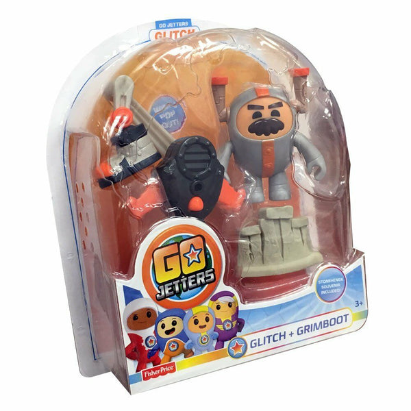 Go Jetters Basic Click-On figures - ToyRoo