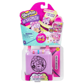 Shopkins Lil' Secrets Secret Lock Mini Playset S2 W2 - ToyRoo