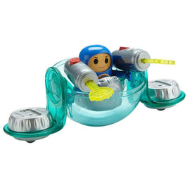 Go Jetters Geo Action Figure Kyan & GO Roll - ToyRoo