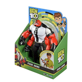 "Ben 10 Arms Basic Action Figure 10"" Giant Figure Four Arms - ToyRoo"