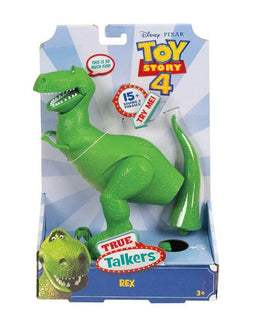 Disney Pixar Toy Story 4  True Talkers Rex Figure - ToyRoo