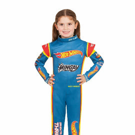 HOT WHEELS MATT MINGAY RACING SUIT, SIZE 4-6 LICENSED COSTUMES - ToyRoo