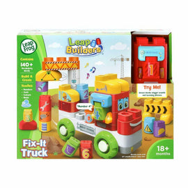 LeapFrog LeapBuilders Fix-It-Truck Toy - ToyRoo