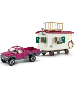 Schleich - Caravan for Secret Club Meetings SC42415