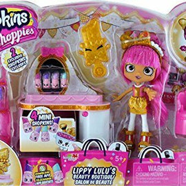 Shopkins Shoppies Lippy Lulu's Beauty Boutique playset - ToyRoo