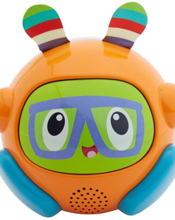 Fisher Price Beats Spin and Crawl Tumble Ball Beatbo