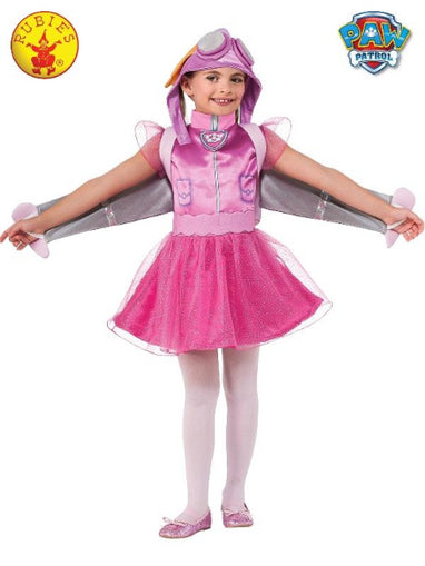 PAW PATROL SKYE COSTUME, TODDLER/CHILD -LICENSED COSTUME - ToyRoo