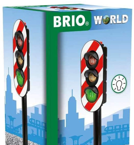 BRIO 33743 Light Signal Train Set