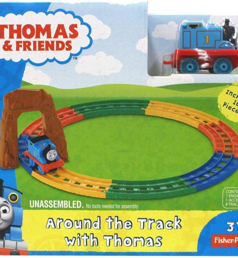 Fisher-Price Thomas and Friends Around The Track With Thomas
