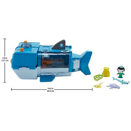 Fisher-Price Octonauts Gup-W Reef Rescue Playset - ToyRoo