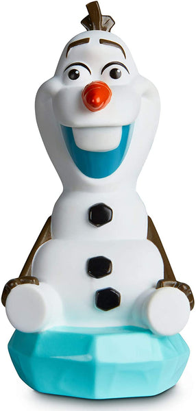 Disney Frozen Olaf Kids Bedside Night Light and Torch Buddy by GoGlow