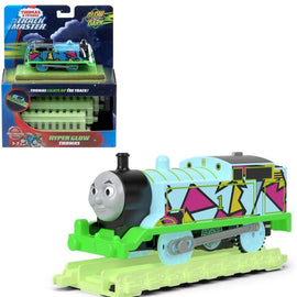 Thomas & Friends Fisher-Price Trackmaster, Motorized Hyper Glow Thomas